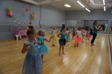 Princess Tea Party Dance