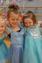 Princess Birthday Party Friends
